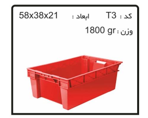 کارگاه تولیدجعبه های صادراتی (ترانسفر) کدT3